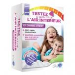Test de la qualité de l'air - Kit chambre d'enfant